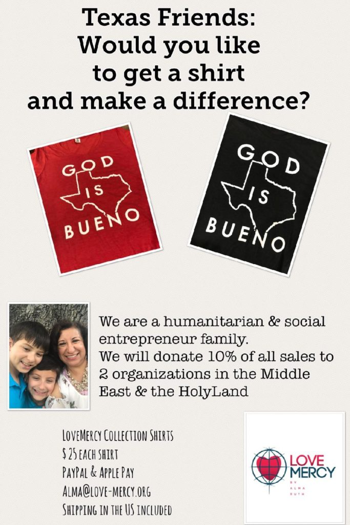 God is Bueno Shirt